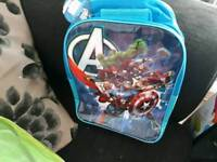 Avengers suitcase
