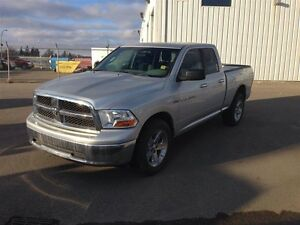 2011 Ram 1500 SLT 4x4- Low kms-warranty-no p Regina Regina Area image 3