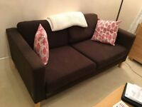 IKEA Two-Seater Sofa