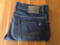 """Diesel Men's 'Kajo' Straight Cut Jeans (34""""W x 32""""L)"""