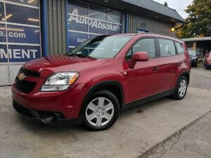 2012 Chevrolet Orlando LS + 7 places