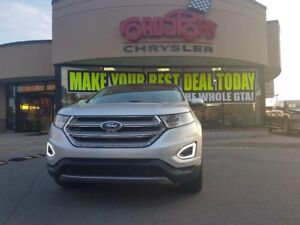 2016 Ford Edge Titanium PANO ROOF NAVI P-GATE COOLED SEATS LOADE