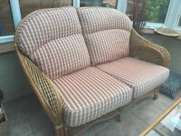 Rattan Sofa for conservatory