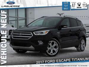 2017 Ford Escape Titanium*117$/Semaine* LF