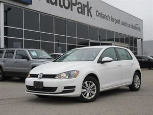 2016 Volkswagen Golf TSI| Rear View Cam.| Heated Seats|