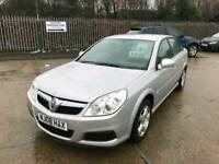 2008 08 vauxhall vectra exclusive cdti120bhp full leather
