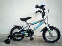 "(2168) 12"" 9"" LIGHTWEIGHT Aluminium DAWES Boys Girls Child Bike Bicycle; Age: 2-4; Height: 85-100 cm"
