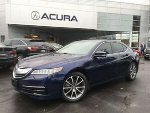 2016 Acura TLX TECH | NAVI | OFFLEASE | 0.90% | TINT | 1000$OFF