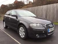 AUDI A3 2.0 TDI (170) **DSG AUTOMATIC** **FULL SERVICE HISTOY** not bmw 118 120 golf gt tdi