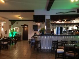 Cafe/Restaurant for sale in sunny southern Spain