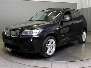 2014 BMW X3 XDRIVE M SPORT MAGS TOIT OUVRANT CUIR West Island Greater Montréal image 1