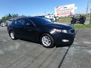 2013 Kia Optima CERTIFIED!! HEATED SEATS!!