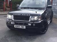 RANGE ROVER SPORT HSE 2.7 DIESEL, LAND ROVER (IMMACULATE CONDITION)