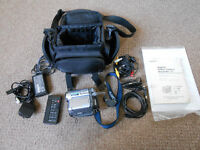 Sony digital video camcorder DCR-TRV14E - excellent - hardly used