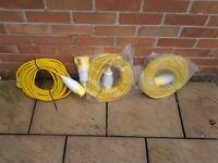 110v 32 amp leads