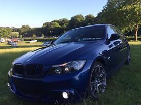 BMW 318D M SPORT+ 2011 60K MILES FSH £30 TAX