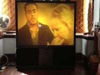 sony KP-53S4U Rear projection tv