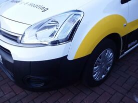 Citroen Berlingo 3 seats Already has superb sign writing EDIT A COUPLE OF LINES TO SUIT