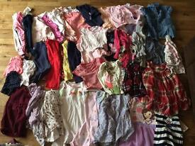 12-18 months bungle of clothes £22