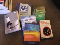27 law books for sale
