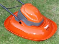 Flymo Turbo Lite 400 electric mower in superb condition