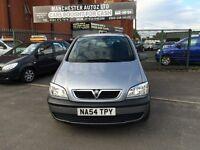 Vauxhall Zafira 1.6 i 16v Life 5dr DRIVES VERY NICE,