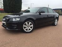 Audi A4 SE TDI 6 SP (New Model) Black,Imaculate,Service History, MOTd,Priced For Quick Trade Sale