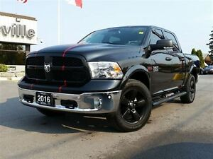 2016 Ram 1500 Outdoorsman-Diesel-Rear Camera and Assist Group