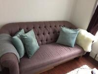 *REDUCED* Marks and Spencer Chesterfield sofa