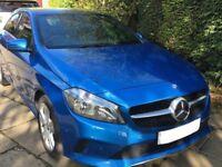 2016 Mercedes Executive Sport A180- Blue