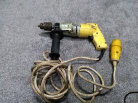Site 115Volt Power Drill