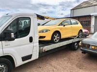 Car Recovery Breakdown Collection Delivery Vehicle Towing Service
