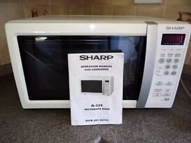 Sharp Microwave in good working use