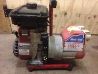 110v petrol generator