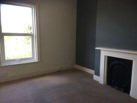 2 Bedroomed first floor Flat. £425/month £500 bond
