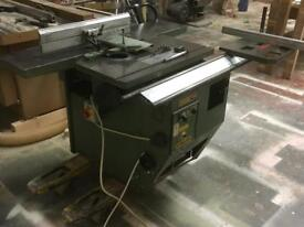 Startrite super 260 /rob land x260 multi machine wood saw spindle planer thicknesser