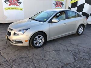 2015 Chevrolet Cruze 2LT, Automatic, Leather, Sunroof,