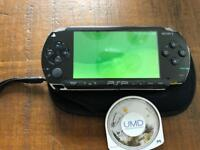Sony PSP Console - good condition
