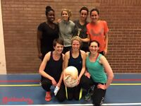 Social netball players wanted in Balham