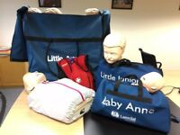 Laerdal Anne Training Equipment - only used on a few occasions