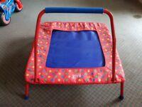 Indoor Galt trampoline rrp £50