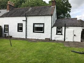 3 bedroom country cottage Duncow, Dumfries