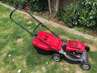 Mountfield rotary petrol lawnmower