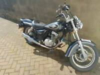 2002 Suzuki Marauder 125cc