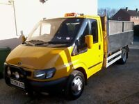 FORD TRANSIT PICK UP WANTED