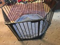Lindem playpen in very good condition