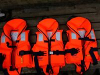 Childrens Buoyancy Aids Life Jackets