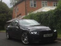 2012 BMW 320D AUTOMATIC FULL M PERFORMANCE KIT+M3 LOOKS+LOW MILEAGE DIESEL