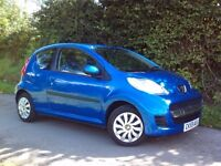2009 59 Peugeot 107 Urban 1.0 - Only 38000 Miles - 2 Owners - Like Toyota Aygo / Citroen C1