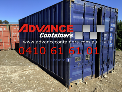 20ft Shipping Container & Delivery Shed / Storage